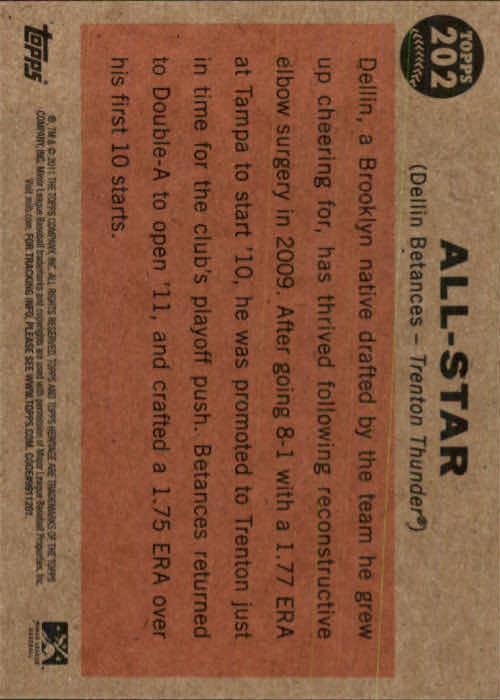 2011-Topps-Heritage-Minors-U-Pick-Pick-em-Fill-Complete-Your-Set-BX-26N thumbnail 5