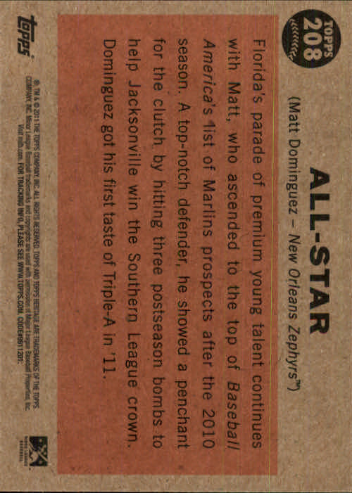 2011-Topps-Heritage-Minors-U-Pick-Pick-em-Fill-Complete-Your-Set-BX-26N thumbnail 15