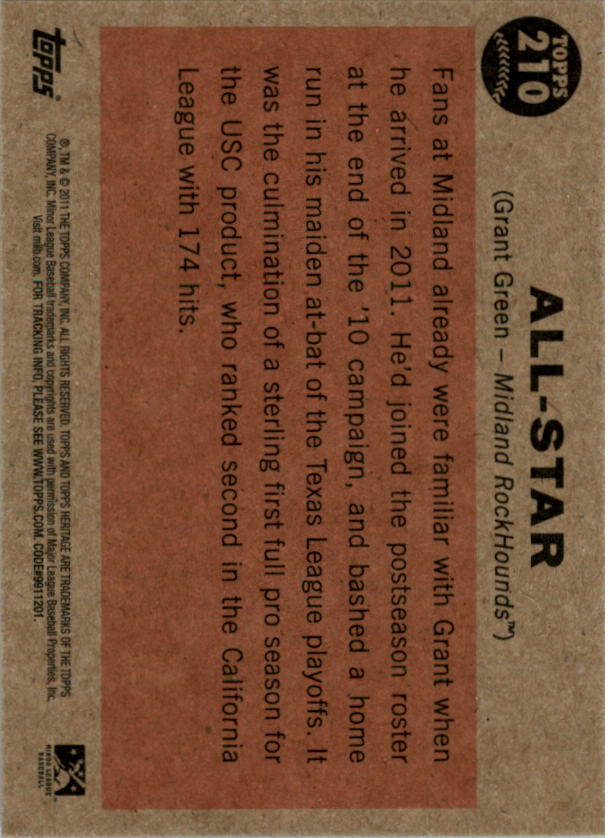 2011-Topps-Heritage-Minors-U-Pick-Pick-em-Fill-Complete-Your-Set-BX-26N thumbnail 19