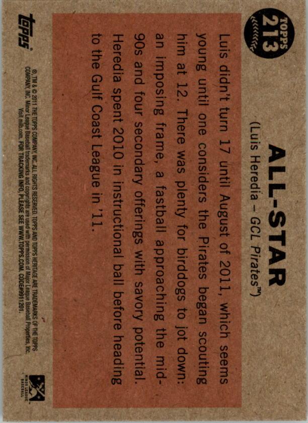 2011-Topps-Heritage-Minors-U-Pick-Pick-em-Fill-Complete-Your-Set-BX-26N thumbnail 23