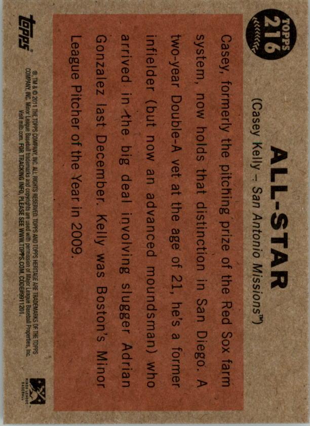 2011-Topps-Heritage-Minors-U-Pick-Pick-em-Fill-Complete-Your-Set-BX-26N thumbnail 28