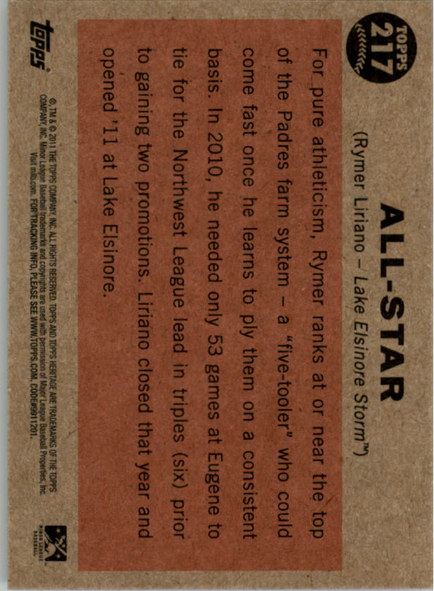 2011-Topps-Heritage-Minors-U-Pick-Pick-em-Fill-Complete-Your-Set-BX-26N thumbnail 30
