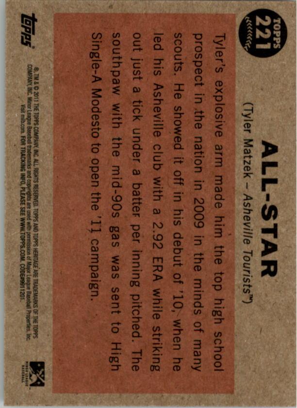 2011-Topps-Heritage-Minors-U-Pick-Pick-em-Fill-Complete-Your-Set-BX-26N thumbnail 36