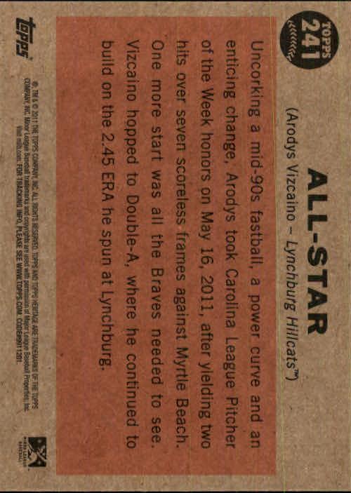 2011-Topps-Heritage-Minors-U-Pick-Pick-em-Fill-Complete-Your-Set-BX-26N thumbnail 54